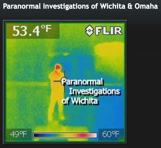 Paranormal Investigation of Wichita & Omaha